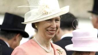 Prinzessin Anne feiert 60. Geburtstag (Archiv)