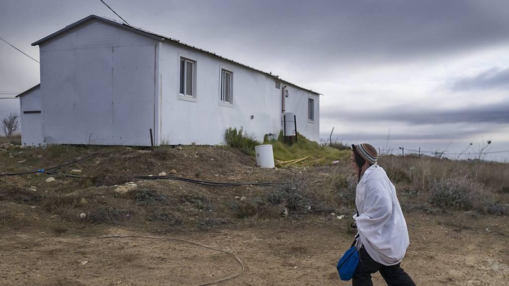 USA: Israels Siedlungsbau kein Verstoss gegen internationales Recht