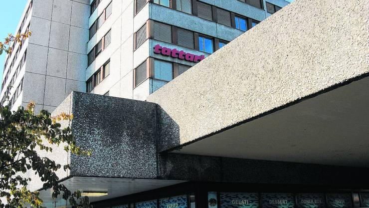 Sitz: Die Stiftung Lernforum wirkt im 3. Stock dieses Oltner Gebäudes. (uw)