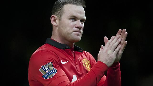 Rooney lässt sich die Vertragsverlängerung fürstlich entlöhnen