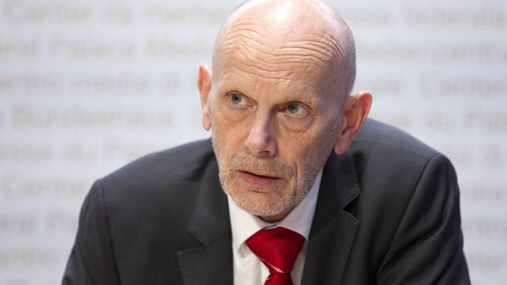 Daniel Koch: «Es ist zu früh, um über eine Lockerung der Massnahmen nachzudenken»