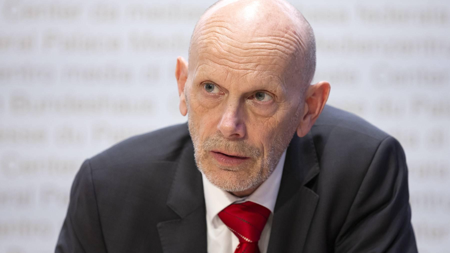Daniel Koch warnt vor Lockerungen der Massnahmen.