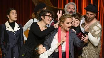 """Mit ihrem neuen Stück """"Der Sturm"""" feiert Stellla Palino ihr 40-Jahr-Bühnenjubiläum"""