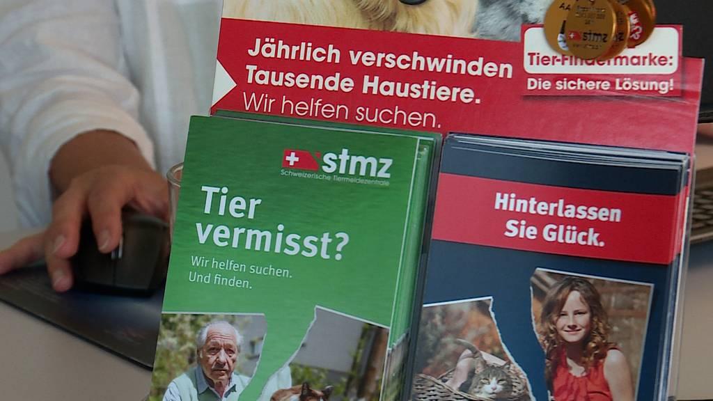 Schweizerische Tiermeldezentrale