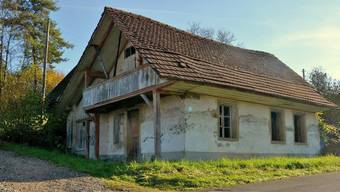 Aus dem einstigen Taglöhnerhaus soll ein Sandsteinmuseum entstehen, dafür setzt sich der neu gegründete Verein in Staffelbach ein.