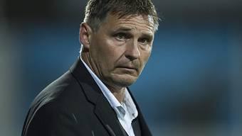 Vierte Niederlage für Axel Thoma und den FC Wil