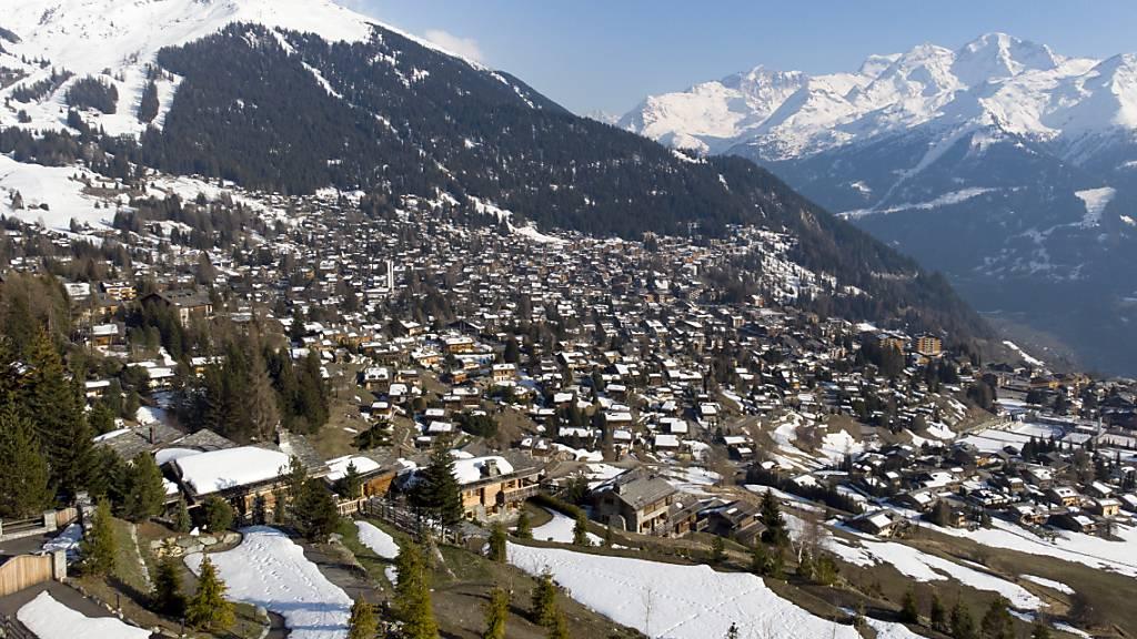 Wintersportgebiet Verbier wird nicht unter Quarantäne gestellt