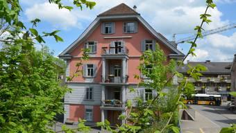 Das Roth-Haus ist seit 15 Jahren Heimat für Schwerstbehinderte. ES
