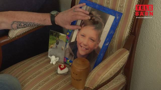 Wohnhaus-Brand Steffisburg: Vater des verstorbenen Justin ist von Anteilnahme überwältigt