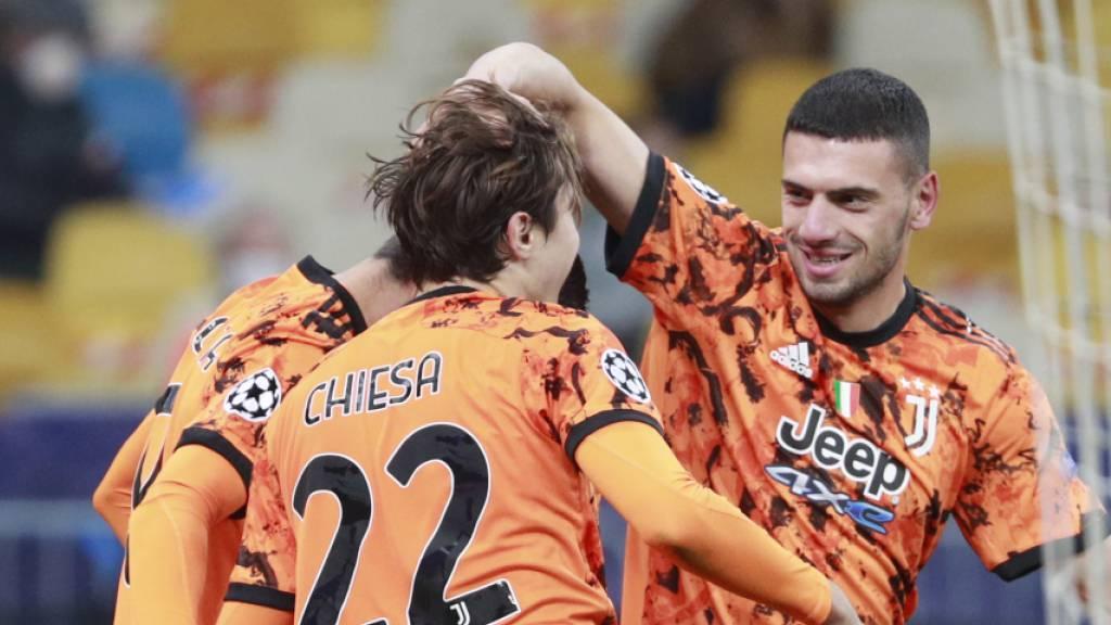 Morata schiesst Juventus in Kiew zum Sieg