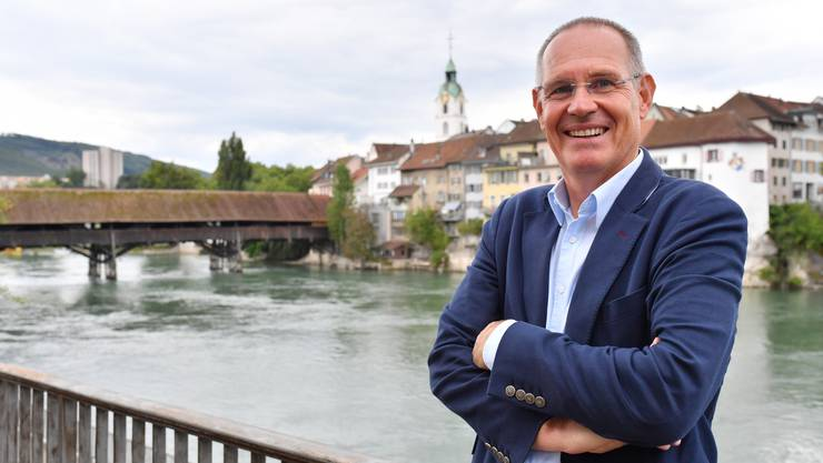 Der Oltner Stefan Nünlist (57) ist Präsident der freisinnigen Kantonalpartei.