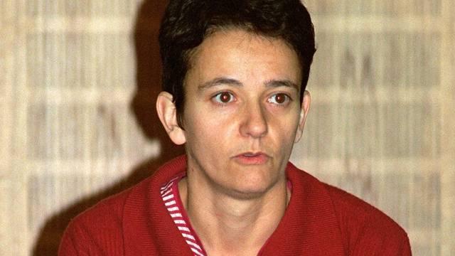 Birgit Hogefeld im Jahr 1994 (Archiv)