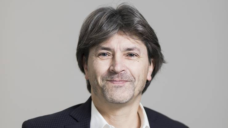 Markus Bärtschiger, Stadtpräsident Schlieren (SP)