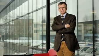 Peter Wanner: «Wir finanzierten den Kauf aus liquiden Mitteln.» spi