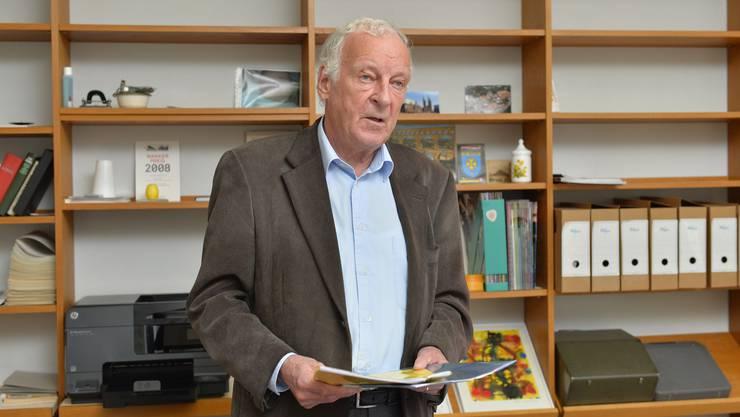Rolf Enggist tritt als Kirchgemeindepräsident der Reformierten Grenchen-Bettlach zurück