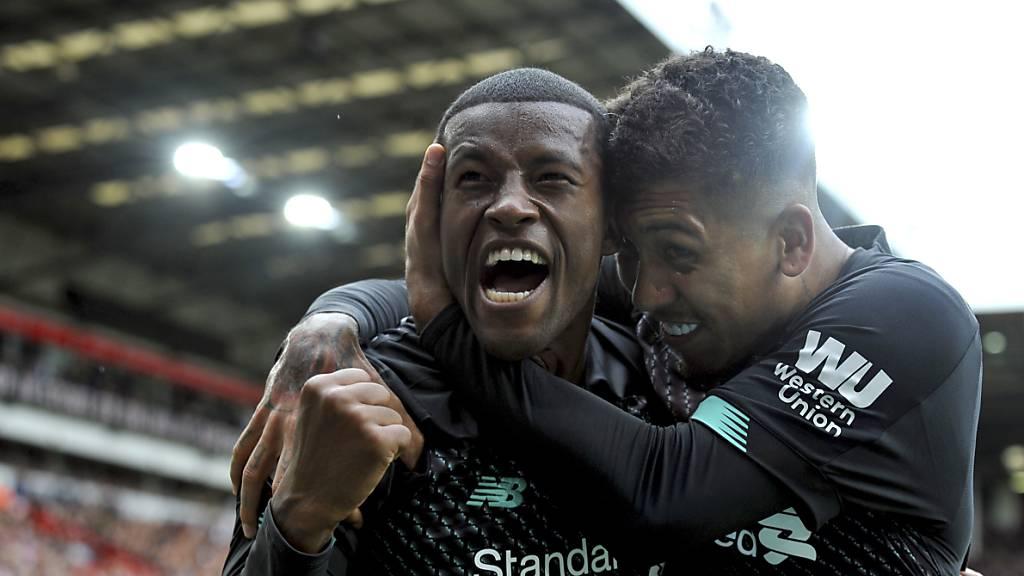 Liverpool siegt knapp beim Aufsteiger