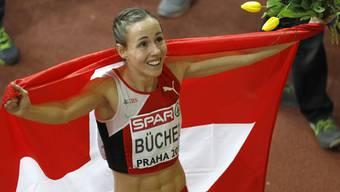 Selina Büchel rennt heute in Lausanne zwei Runden.