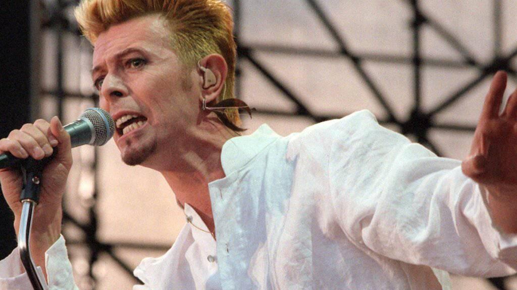 Unveröffentlichtes Bowie-Album «Toy» erscheint im Januar