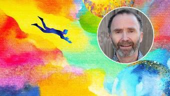 In einer meditativen Atmosphäre machen Patienten bei Peter Gasser mithilfe von LSD eine tiefe Selbsterfahrung.
