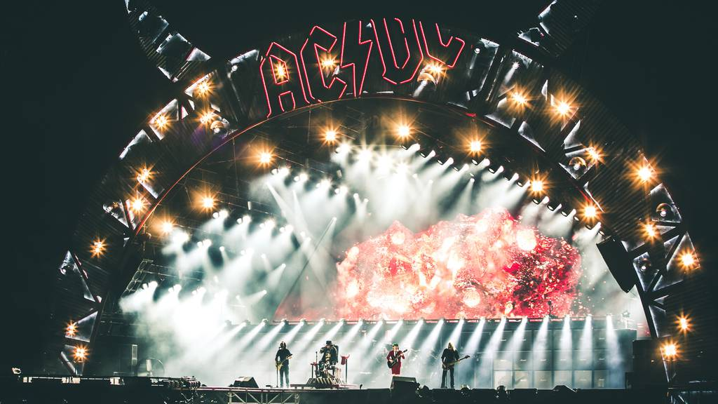 AC/DC Tribute-Konzert auf dem echten «Highway To Hell»