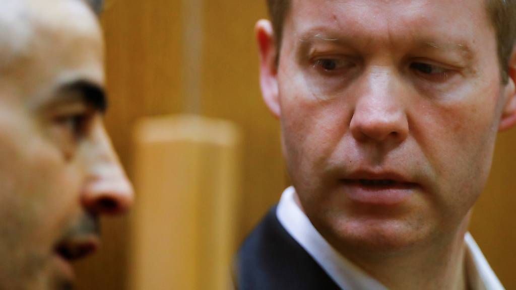 Lebenslange Haft für deutschen Lübcke-Mörder