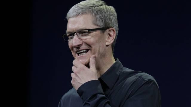 Apple-CEO Tim Cook verzichtet auf 75 Mio. Dollar (Archiv)
