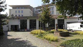 Das Vorstadttheater an seinem aktuellen Standort.