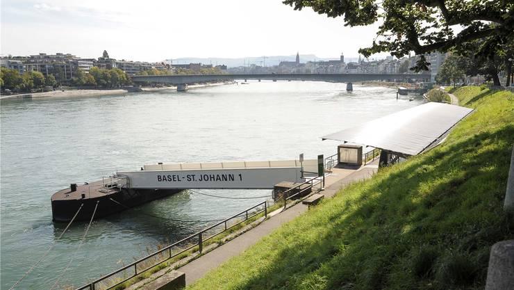 Am St. Johanns-Rheinweg wird doch kein Asylschiff anlegen.