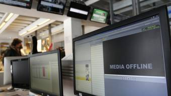 Nach dem Hacker-Angriff auf TV5 Monde (Archiv)