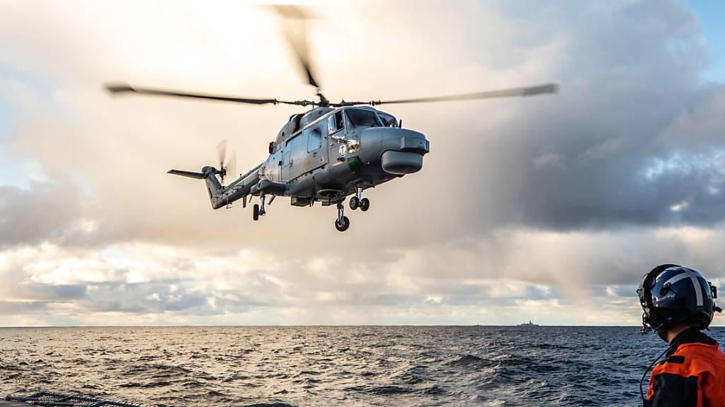 Sechs Tote nach Absturz von kanadischem Helikopter über Mittelmeer