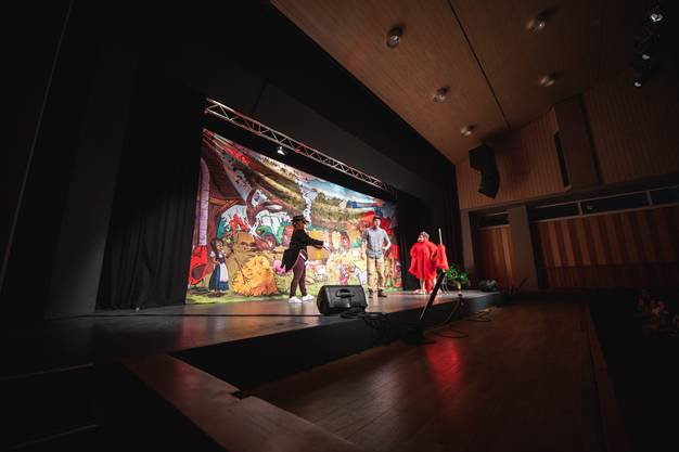 Tourneestart Kindermusical Papagallo und Gollo