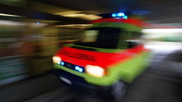 In der Nähe des Kantonsspitals Baden (KSB) kam es zum fatalen Unfall.