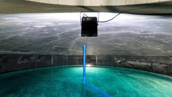 Das Wasserreservoir Oberholz. Von hier stammt das Wasser Biberists, das – rein gesetzlich gesehen – nicht mehr gut genug ist.