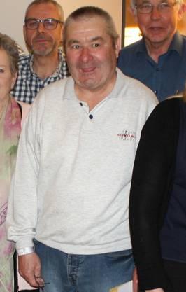 Sieger mit Rekordergebnis: Der Riehener Rolf Ghirlanda sorgte an der Rangverkündigung für ein Raunen.