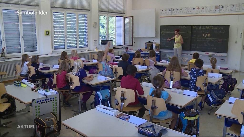Aargauer Schulen sind wegen den steigenden Corona-Zahlen verunsichert