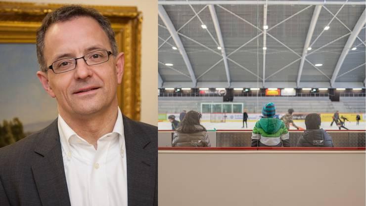 «Das Keba-Projekt war seit meinem Einstieg 2014 ein schwieriges Projekt», sagt Hanspeter Hilfiker.