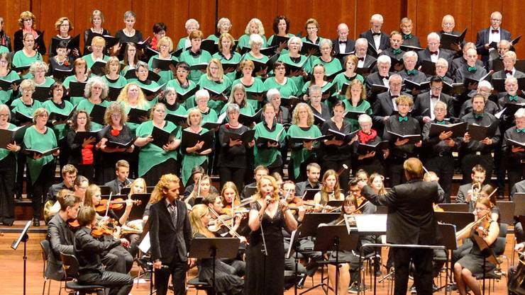 PartnerStadt Konzert, Aufführung vom 30.  April 2017 in D-Reutlingen
