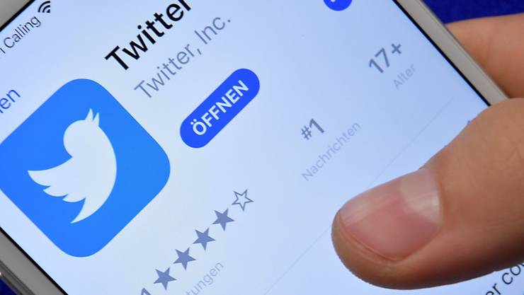 Nachrichten über einen Hackerangriff auf Twitter haben die Aktien des Unternehmens auf Talfahrt geschickt. (Archivbild)