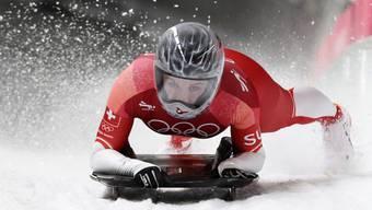Die St. Galler Skeleton-Fahrerin Marina Gilardoni wird bei ihrer zweiten Olympia-Teilnahme Elfte