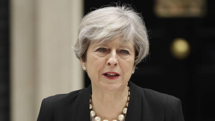 Nach dem schweren Anschlag in Manchester rief Premierministerin Theresa May die höchste Terrorwarnstufe aus.