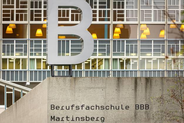 Das Berufsbildungszentrum BBB Baden.