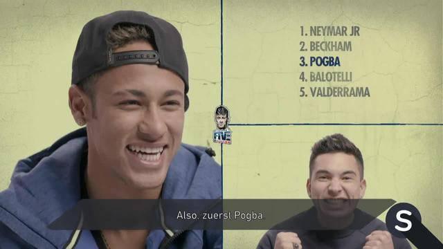 Fussball-Superstar Neymar