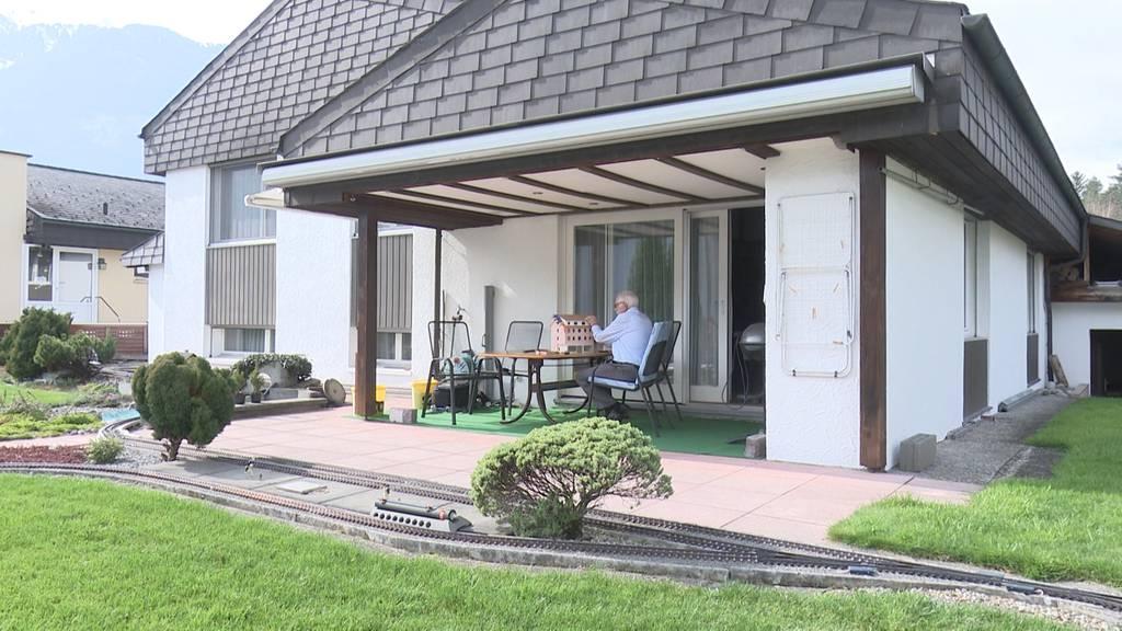 Ausgangssperre für Senioren: Urner Rentner dürfen nicht mehr raus