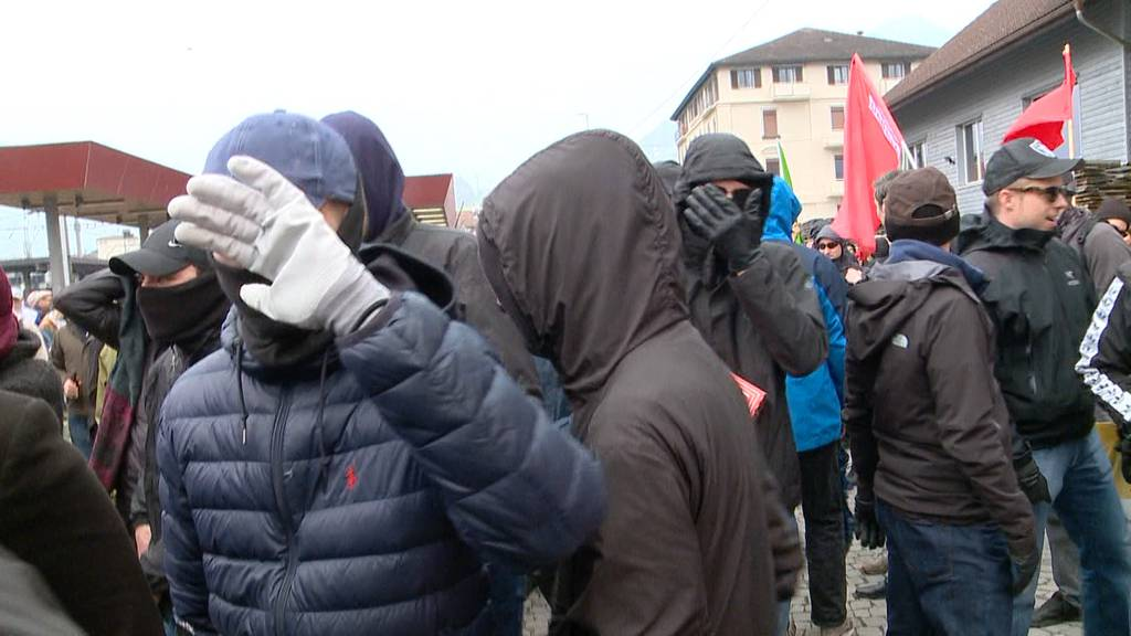 Schwarzer Block kündigt Unterwanderung von Klima-Demo an