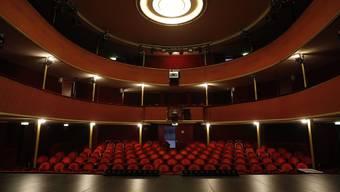 Bühne des Stadttheater Solothurn.