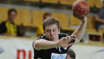 Marco Kurth überzeugte mit acht Toren.