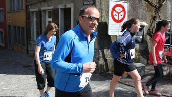 Limmat-Lauf in Baden
