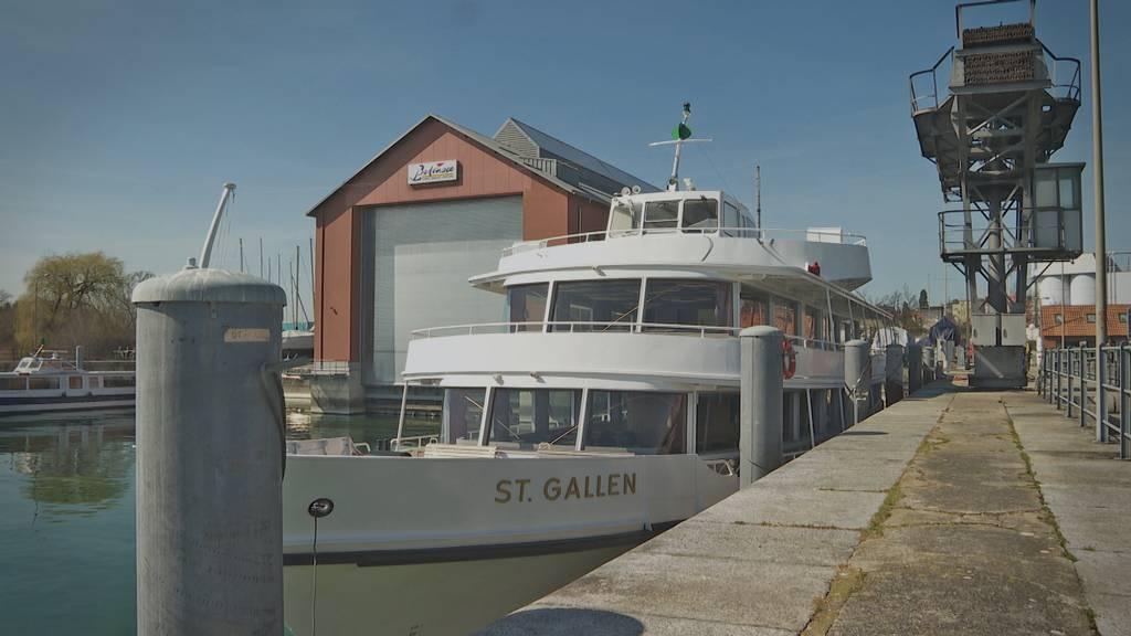 Bodensee-Schifffahrt vor schwieriger Saison
