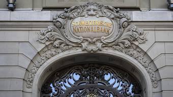 SNB schreibt höhen Verlust im ersten Quartal (Archiv)