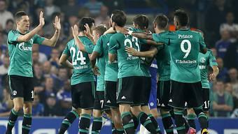 Die Schalker erkämpfen einen Punkt beim FC Chelsea